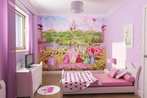 mẫu thiết kế công chúa cổ tích dành cho con gái