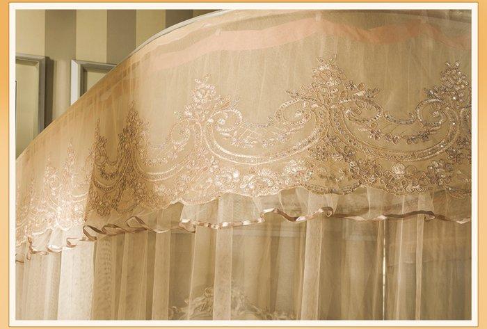 Chất liệu ren màn khung đảm bảo chất lượng