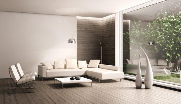 Ghế sofa và bàn trà có kích thước chiều cao phù hợp