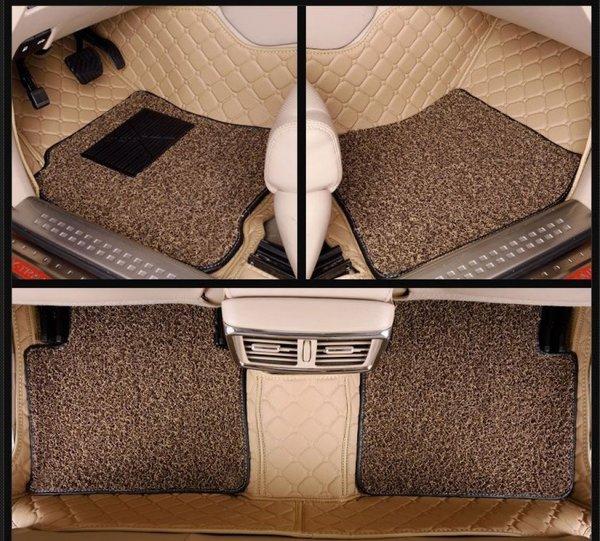 Có những mẫu lót sàn ô tô đẹp nào?