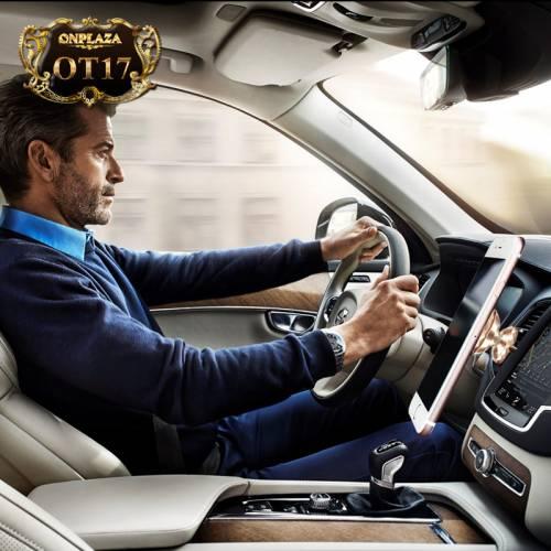 Đế hút nam châm giữ ĐT trên ô tô cao cấp OT17