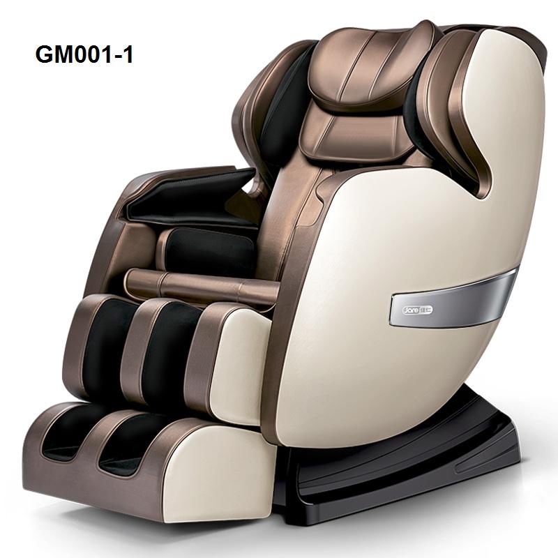 Ghế massage body thư giãn toàn thân màu trắng GM001-1