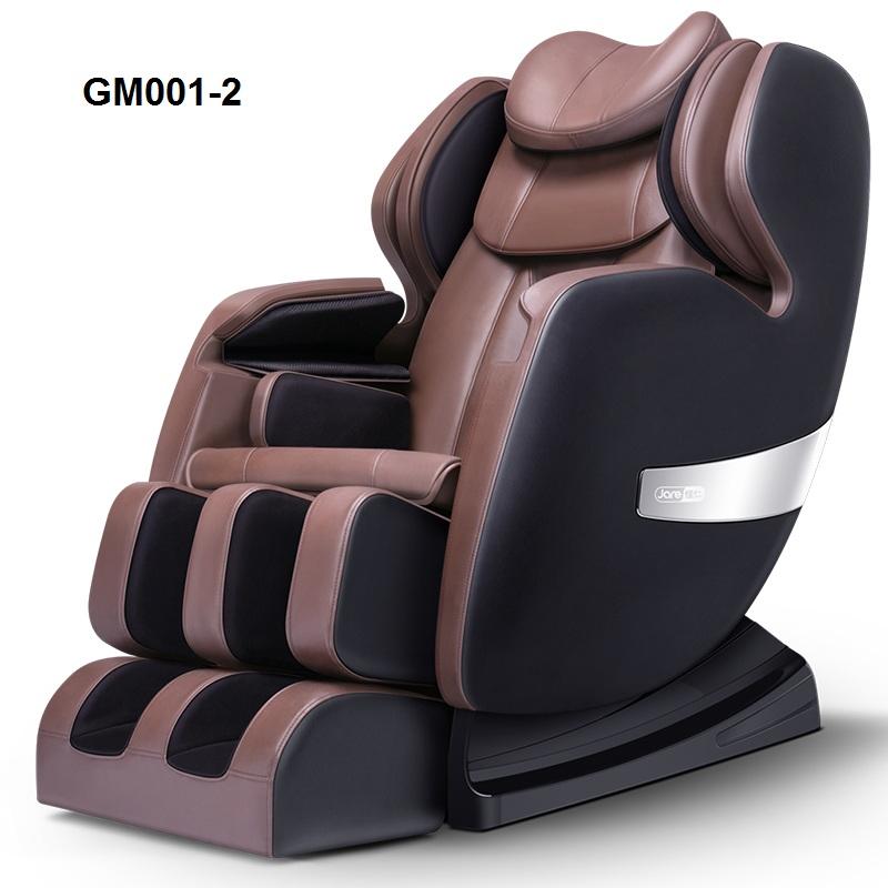Ghế massage body thư giãn toàn thân màu nâu GM001-2