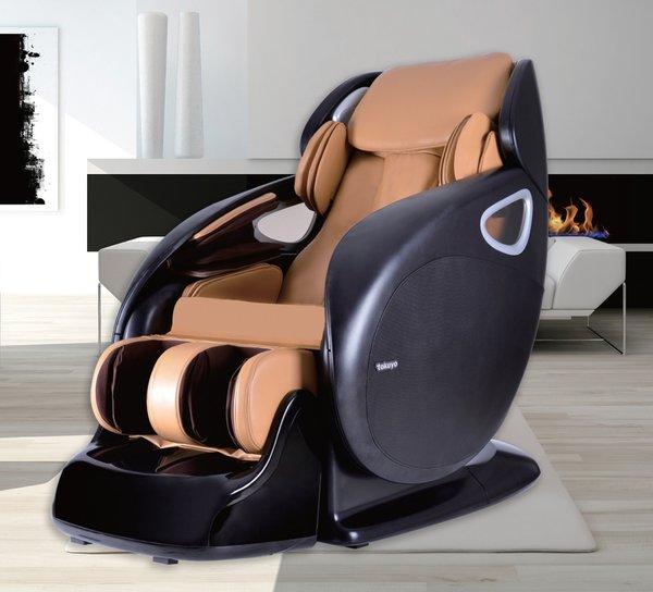 Chiếc ghế massage toàn thân Tokuyo Nhật Bản hỗ trợ trị liệu hiệu quả
