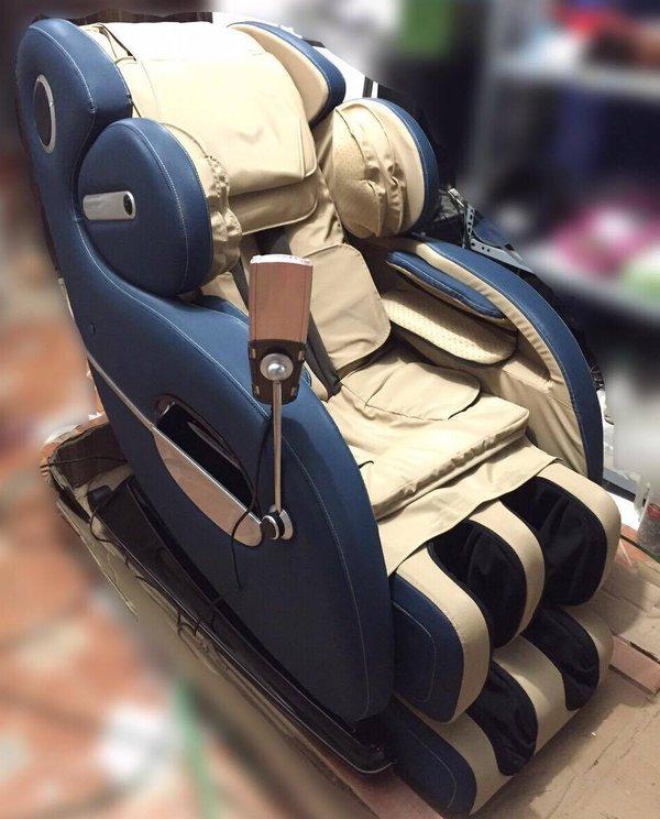 Cảm giác mệt mỏi xua tan đi nhanh chóng nhờ ghế massage Sapporo