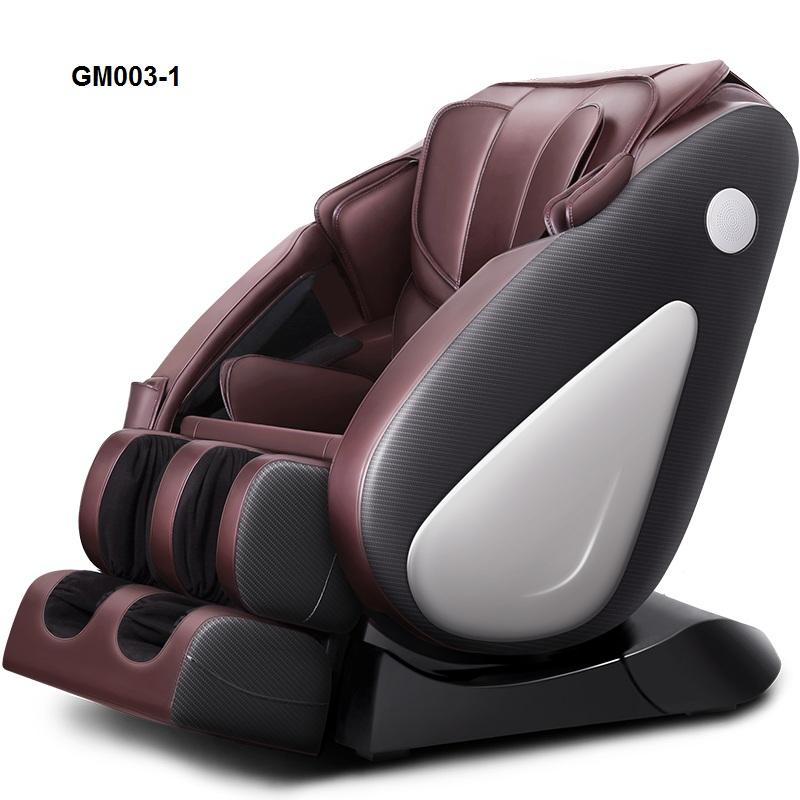 Ghế massage ( mát xa ) công nghệ thế hệ mới GM003 màu đen