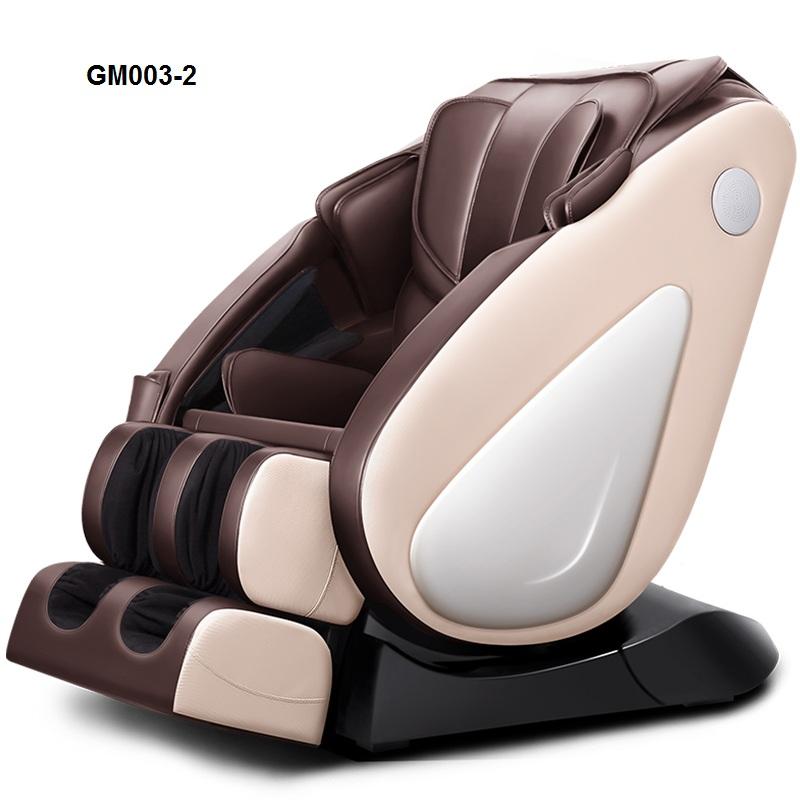 Ghế massage ( mát xa ) công nghệ thế hệ mới GM003 màu kem