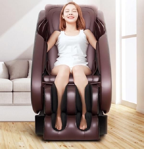 Ghế massage GM003 tạo cảm giác thoải mái khi sử dụng