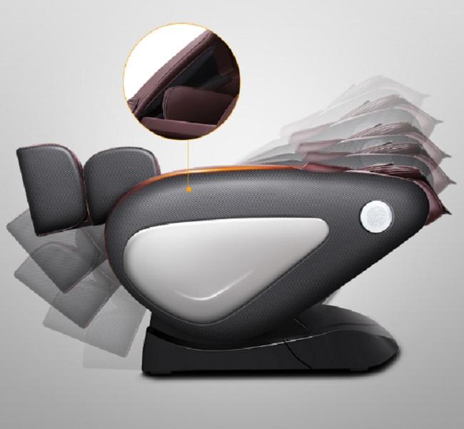 Ghế massage GM003 chức năng đung đưa thư giãn cơ thể