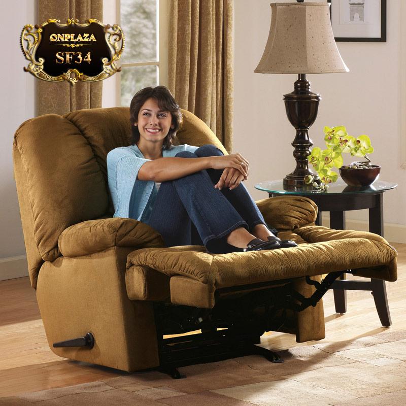 Ghế sofa thư giãn cao cấp nhập khẩu SF34