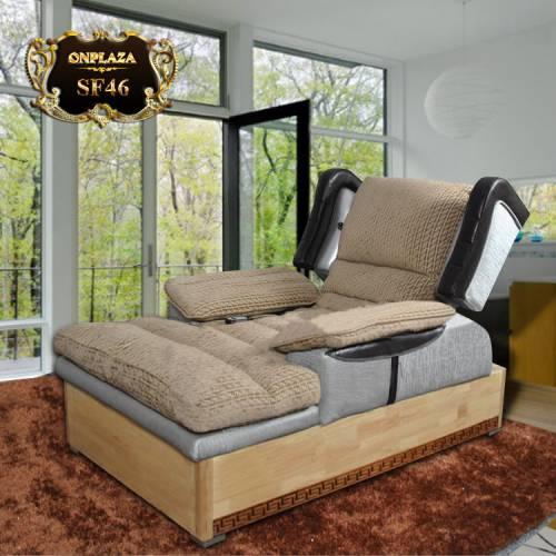 Ghế sofa thư giãn bọc nệm êm ái SF46