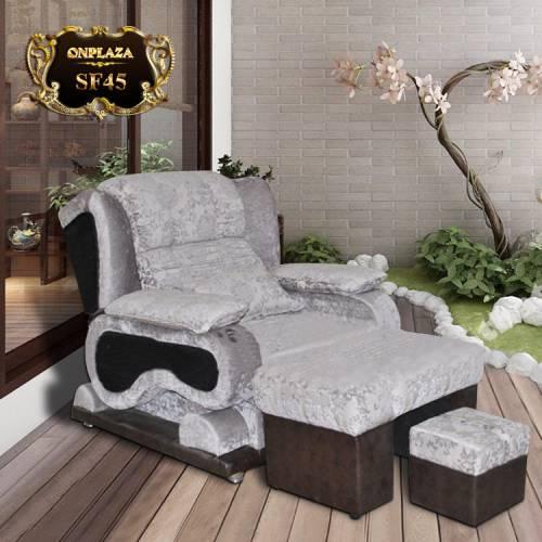 Ghế sofa thư giãn làm nail đa năng 2in1 chuyên dụng SF45