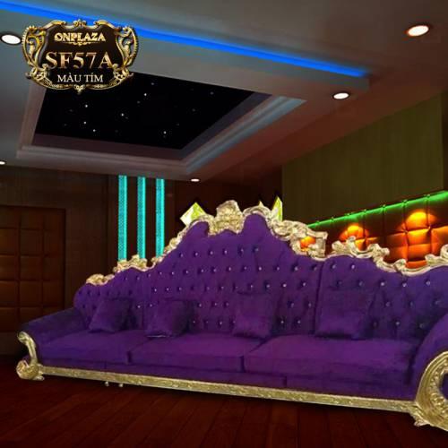Ghế sofa phòng khách hội nghị tân cổ điển châu âu SF57
