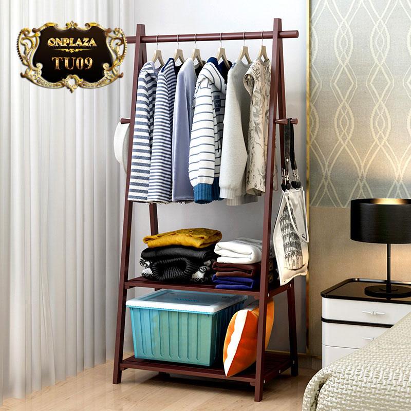 Giá treo quần áo đẹp thông minh tiện lợi cao cấp TU09