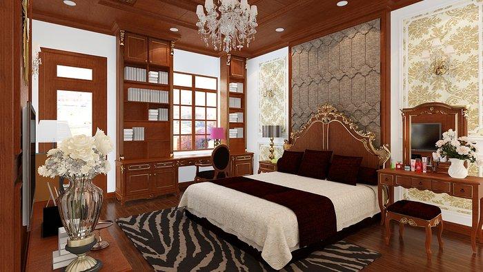 Giường ngủ công chúa - giấc mơ của bất kỳ cô gái nào