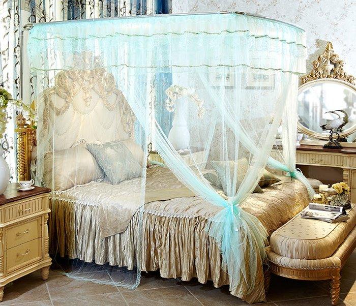 Mẫu giường ngủ công chúa mang đến sức hút kỳ diệu cho mọi không gian