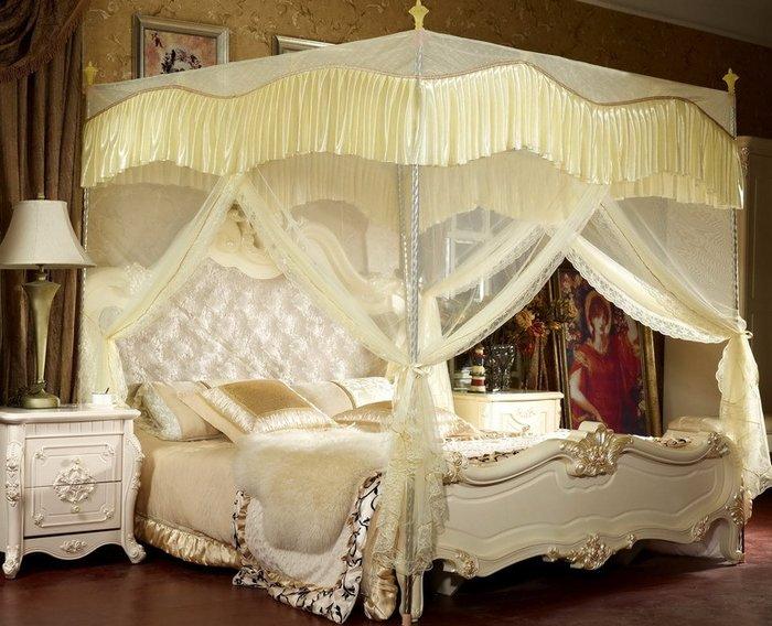 Giường ngủ dành cho công chúa mới nhất 2018