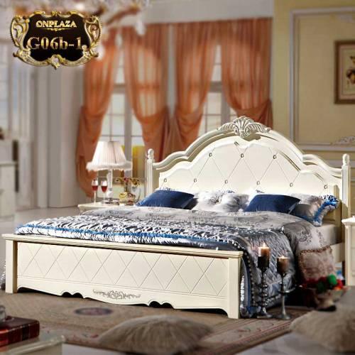 Bộ phòng ngủ phong cách tân cổ điển thời thượng G06b