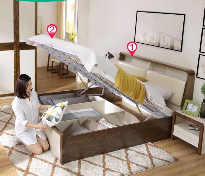 Bộ sưu tập các mẫu giường ngủ có ngăn kéo mới nhất hiện nay