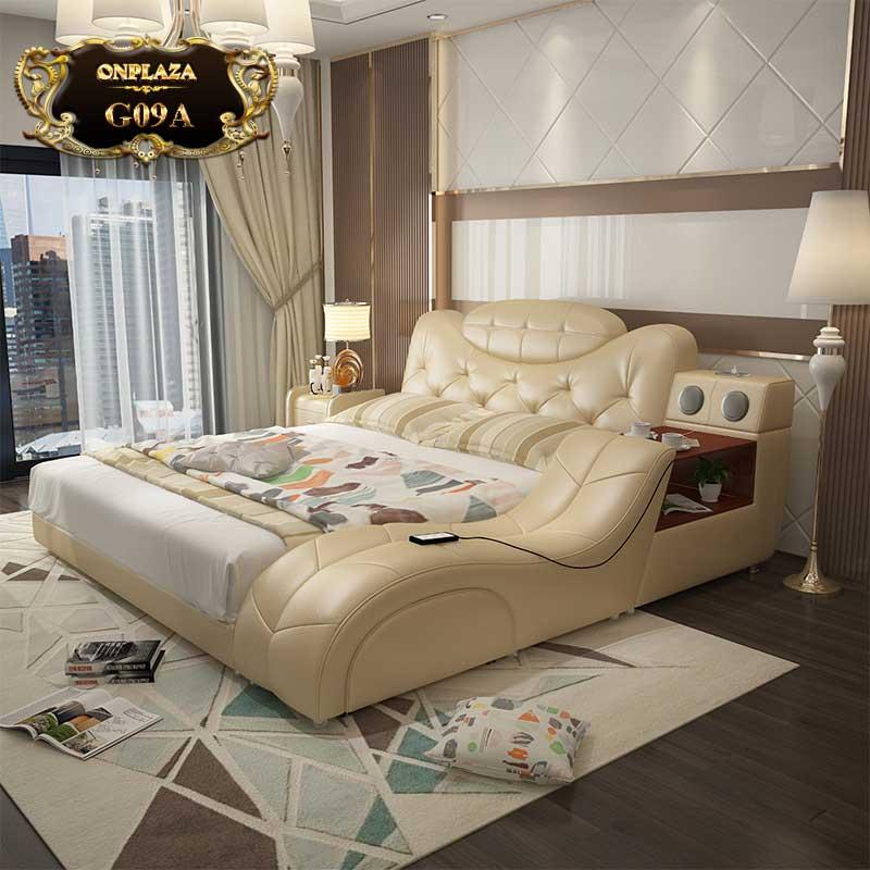 Giường ngủ đa năng  hiện đại cao cấp nhiều tiện ích G09