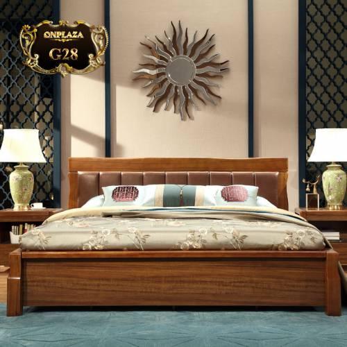 Giường ngủ đa năng cho phòng ngủ nhỏ đẹp G28