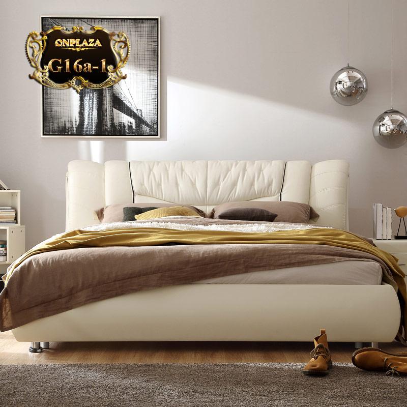 Giường ngủ hiện đại mang đến sự gọn gàng, tinh tế