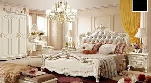 Cách chọn giường ngủ cổ điển phong cách châu âu