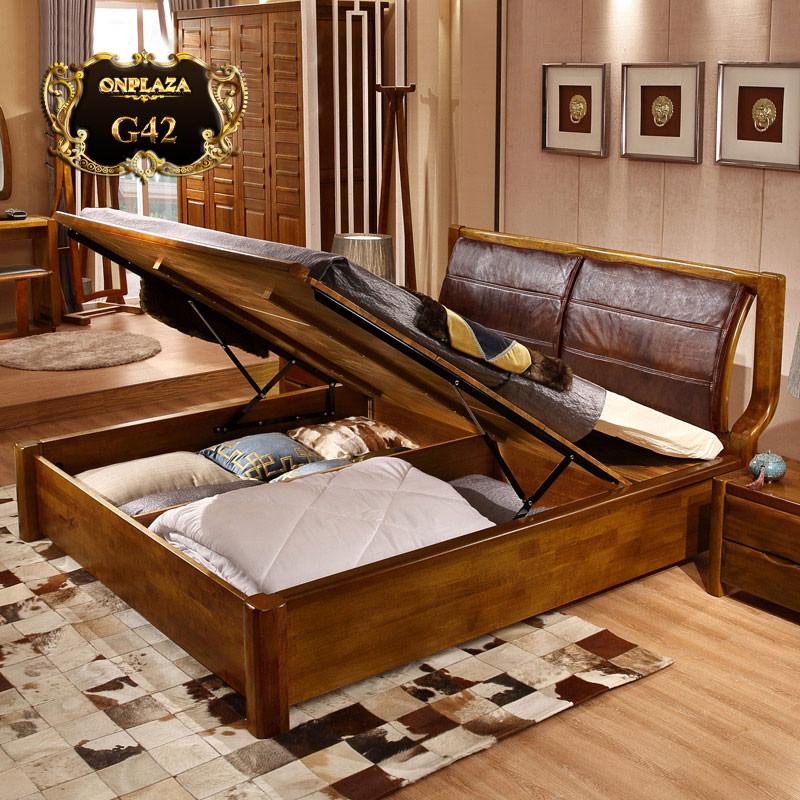 Thiết kế giường ngủ kiểu Nhật đề cao tính tiện ích, đa năng trong sinh hoạt