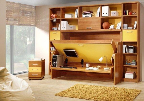 Lựa chọn giường đa năng đúng với kích thước của căn phòng