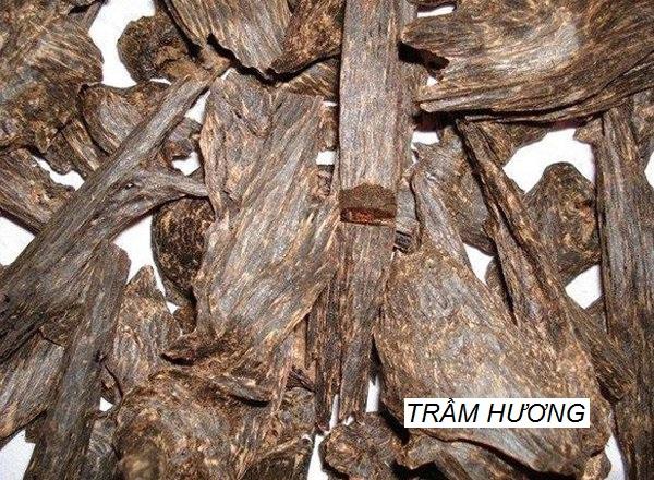 Gỗ trầm hương có mùi thơm dễ chịu