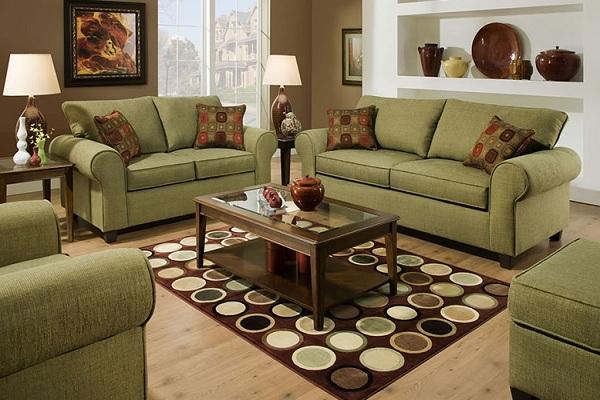 Bí quyết đổi mới cho không gian phòng khách đẹp