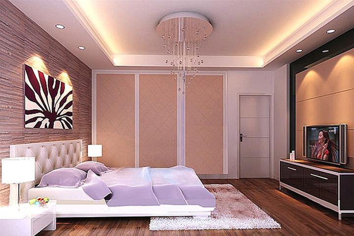 Kê giường ngủ hợp phong thủy tốt