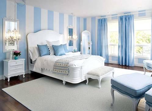 Kê giường ngủ theo phong thủy tốt