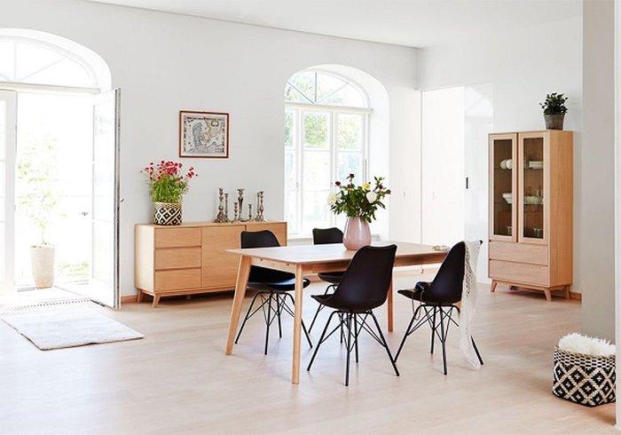 Bộ bàn ghế ăn Klarup chất lượng cao