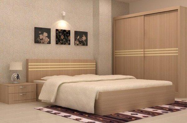 Kinh nghiệm chọn mua trọn bộ giường ngủ đẹp hiện đại cho các căn hộ chung cư