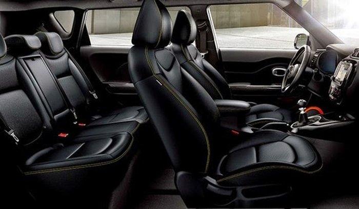 Lựa chọn bộ ghế da phù hợp nội thất ô tô