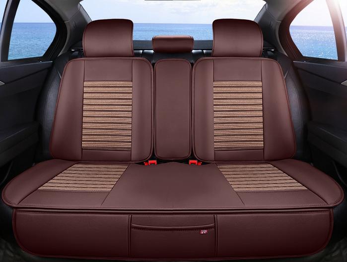 Bọc nệm ghế da ô tô nhập khẩu cao cấp