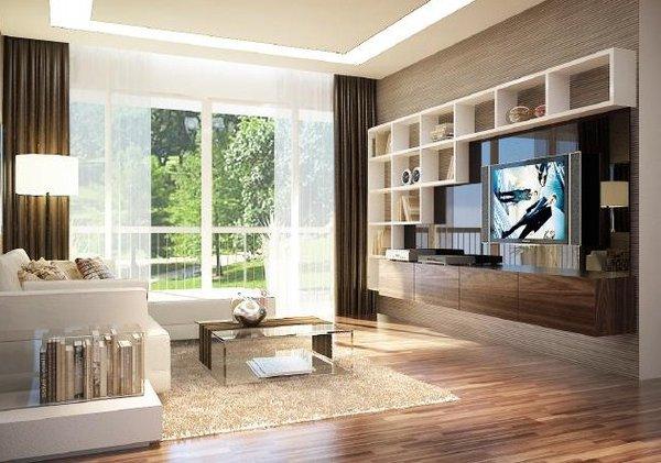 Lựa chọn màu sắc hài hòa cho tổng thể căn phòng