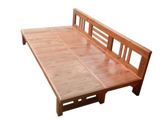 Một thiết kế ghế giường gấp đa năng thông minh có giá 1,5 triệu đồng