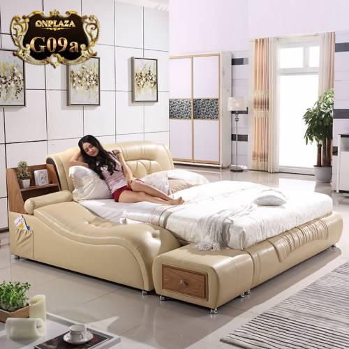 Giường ngủ giá rẻ nhập khẩu cao cấp