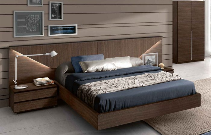 Màu sắc sẽ giúp không gian phòng ngủ trở nên sang trọng hơn