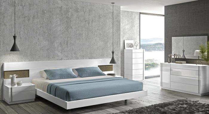 Giường gỗ công nghiệp hiện đại giúp Không gian thoáng đãng, sang trọng, tinh tế