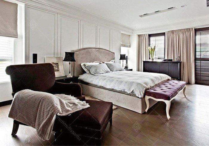 7 mẫu nội thất phòng ngủ đẹp cho cặp đôi sắp cưới