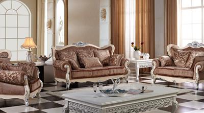 Bộ sưu tập ghế sofa tân cổ điển nhập khẩu tại showroom nội thất Onplaza