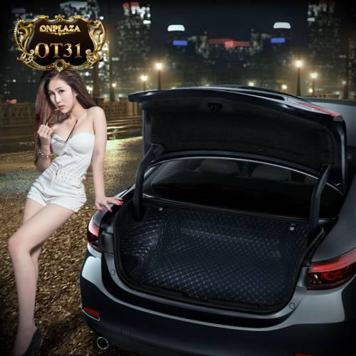 Thảm lót sàn ô tô 3D chất liệu TPE+XPE cao cấp OT31