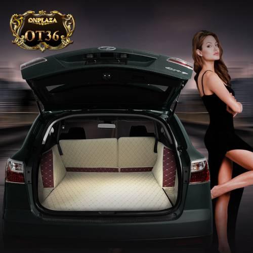 Thảm lót sàn ô tô 3D chất liệu cao cấp, độc đáo OT36