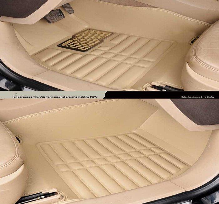 Thảm lót sàn 3D giá rẻ có tốt cho xe hơi không?