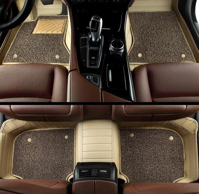 Các mẫu thảm trải sàn ô tô đẹp nhất hiện nay