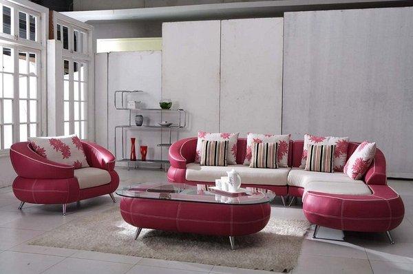 Thiết kế hiện đại cho căn phòng phong cách hiện đại