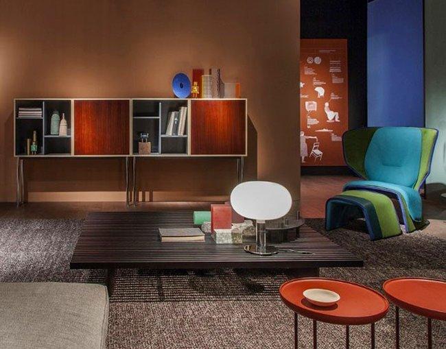 Thứ tư: mẫu thiết kế phòng khách giản dị đẹp dành cho không gian phòng khách nhỏ